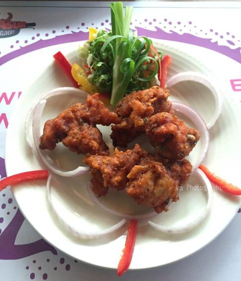 Amritsari Kabab