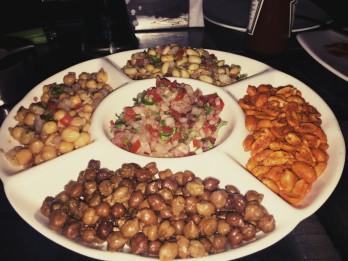 Nut & Beans Masala